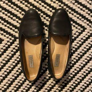 Black Nisolo smoking shoe
